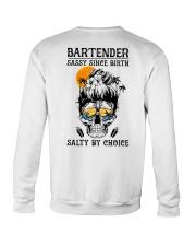Bartender Salty by Choice Crewneck Sweatshirt thumbnail