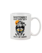Bartender Salty by Choice Mug thumbnail