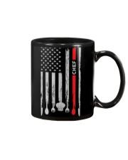 Proud American Chef Flag Mug thumbnail