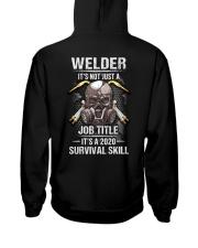 Welder It's a 2020 Survival Skill Hooded Sweatshirt tile
