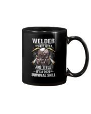 Welder It's a 2020 Survival Skill Mug tile