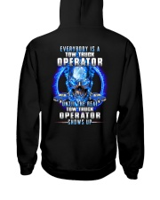 Everyone's a Tow Truck operator Hooded Sweatshirt thumbnail