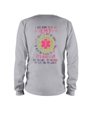 I was born to be an EMT Long Sleeve Tee thumbnail