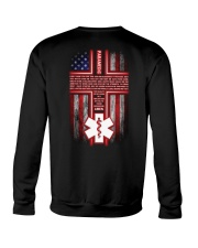 Paramedic's Prayer Crewneck Sweatshirt thumbnail