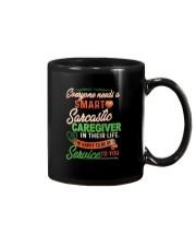 Everyone needs a Sarcastic Caregiver Mug thumbnail