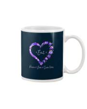 Peace Love Emt Mug thumbnail