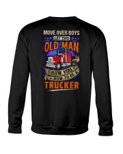Old Man will show how to be a Trucker Crewneck Sweatshirt thumbnail