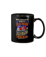 Old Man will show how to be a Trucker Mug thumbnail