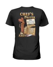 Chef's Prayer Ladies T-Shirt thumbnail