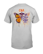 She believed she could so she did: CNA Classic T-Shirt back