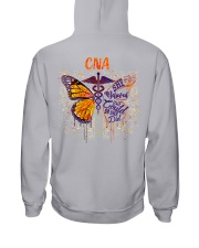 She believed she could so she did: CNA Hooded Sweatshirt thumbnail