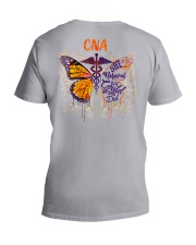 She believed she could so she did: CNA V-Neck T-Shirt thumbnail