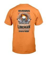 Sarcastic Lineman Premium Fit Mens Tee thumbnail