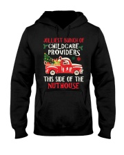 Awesome Childcare Provider Hooded Sweatshirt tile