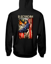 Proud Electrician Hooded Sweatshirt tile