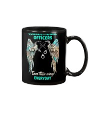 Correctional Officers earn their wings everyday Mug tile