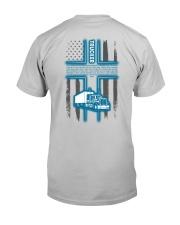 Trucker's Prayer Classic T-Shirt back