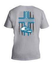 Trucker's Prayer V-Neck T-Shirt thumbnail