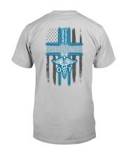 Occupational Therapist's Prayer Classic T-Shirt back