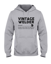 Vintage Welder Hooded Sweatshirt thumbnail