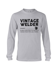 Vintage Welder Long Sleeve Tee thumbnail