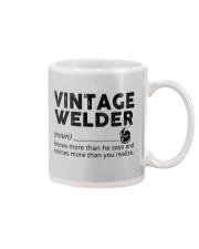 Vintage Welder Mug tile
