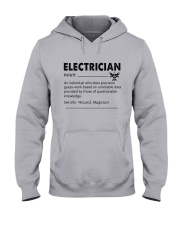 Electrician dictionary Hooded Sweatshirt thumbnail