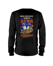 Old Man will show how to be an Ironworker Long Sleeve Tee thumbnail