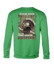 Strongest men become Dispatchers Crewneck Sweatshirt thumbnail