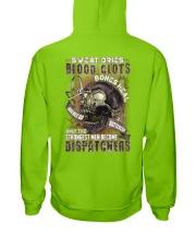 Strongest men become Dispatchers Hooded Sweatshirt thumbnail