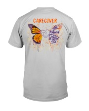 Caregiver She believed she could so she did Classic T-Shirt back