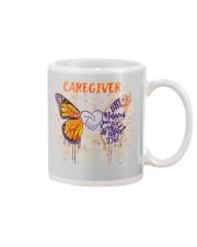 Caregiver She believed she could so she did Mug tile
