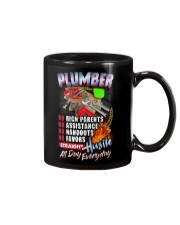 Plumber: Straight hustle all day every day Mug thumbnail