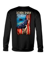 Proud Scuba Diver Crewneck Sweatshirt thumbnail