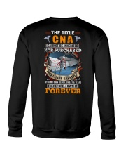 The Title CNA Own it Forever Crewneck Sweatshirt thumbnail
