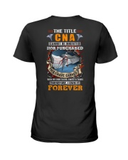 The Title CNA Own it Forever Ladies T-Shirt thumbnail
