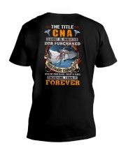 The Title CNA Own it Forever V-Neck T-Shirt thumbnail