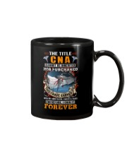 The Title CNA Own it Forever Mug thumbnail