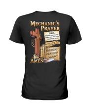 Mechanic's Prayer Ladies T-Shirt tile