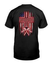 Lineman's Prayer Classic T-Shirt thumbnail