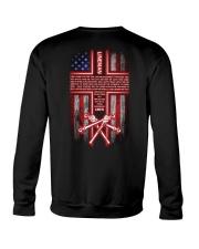 Lineman's Prayer Crewneck Sweatshirt thumbnail