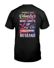 There's this Plumber who lights up my life Classic T-Shirt thumbnail