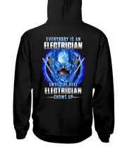 Everyone's an Electrician until real one shows up Hooded Sweatshirt thumbnail