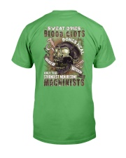 Strongest men become Machinists Premium Fit Mens Tee thumbnail