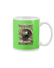 Strongest men become Machinists Mug thumbnail