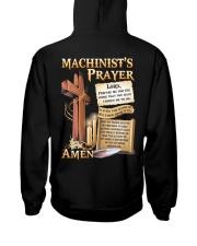 Machinist's Prayer Hooded Sweatshirt tile