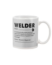 Welder dictionary Mug thumbnail