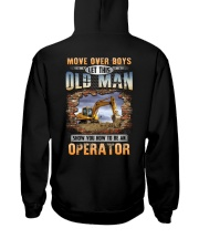 Let this Old Man show you How to be an Operator Hooded Sweatshirt thumbnail