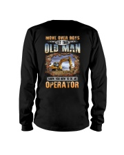 Let this Old Man show you How to be an Operator Long Sleeve Tee thumbnail