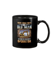 Let this Old Man show you How to be an Operator Mug thumbnail